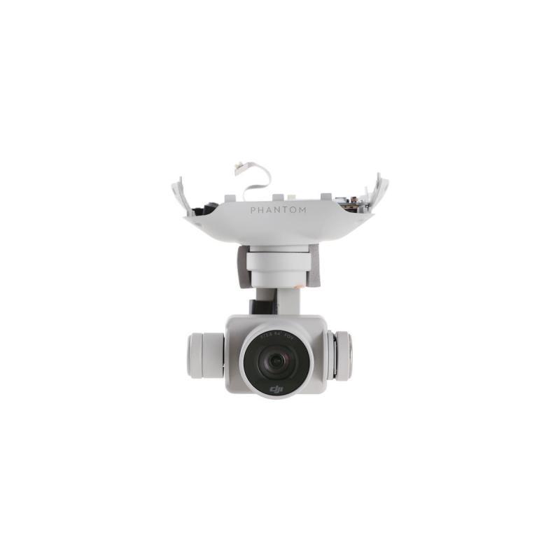 DJI Phantom 4 - Gimbal + Kamera (Part4)