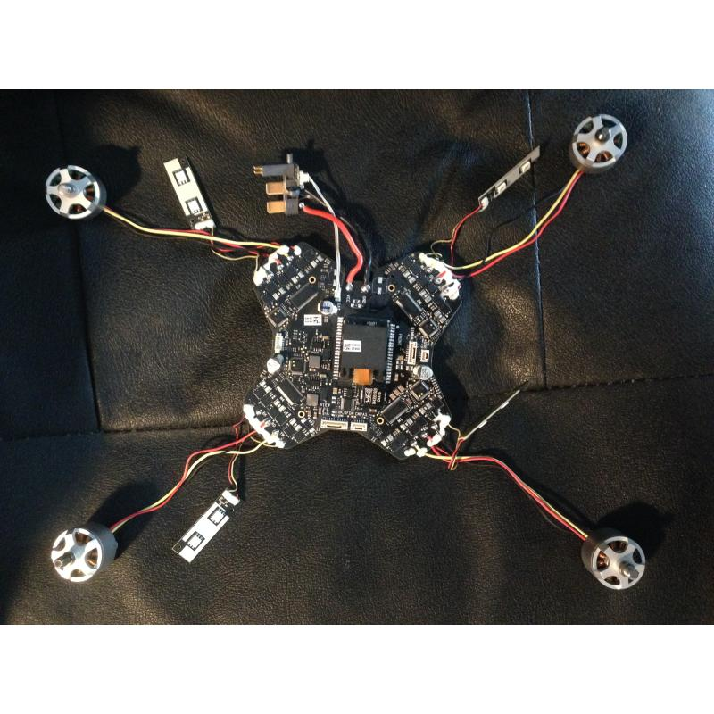 DJI Phantom 3 Profesional - ESC + Motors + LEDs (Part33)