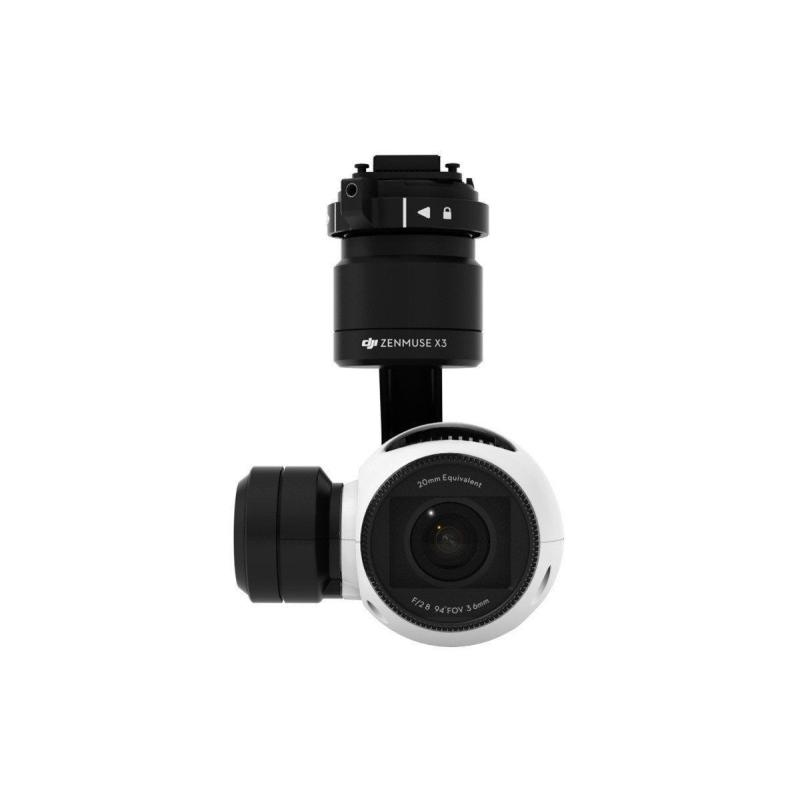 Original DJI Inspire 1 - Zenmuse X3 Gimbal and Camera - Part 40