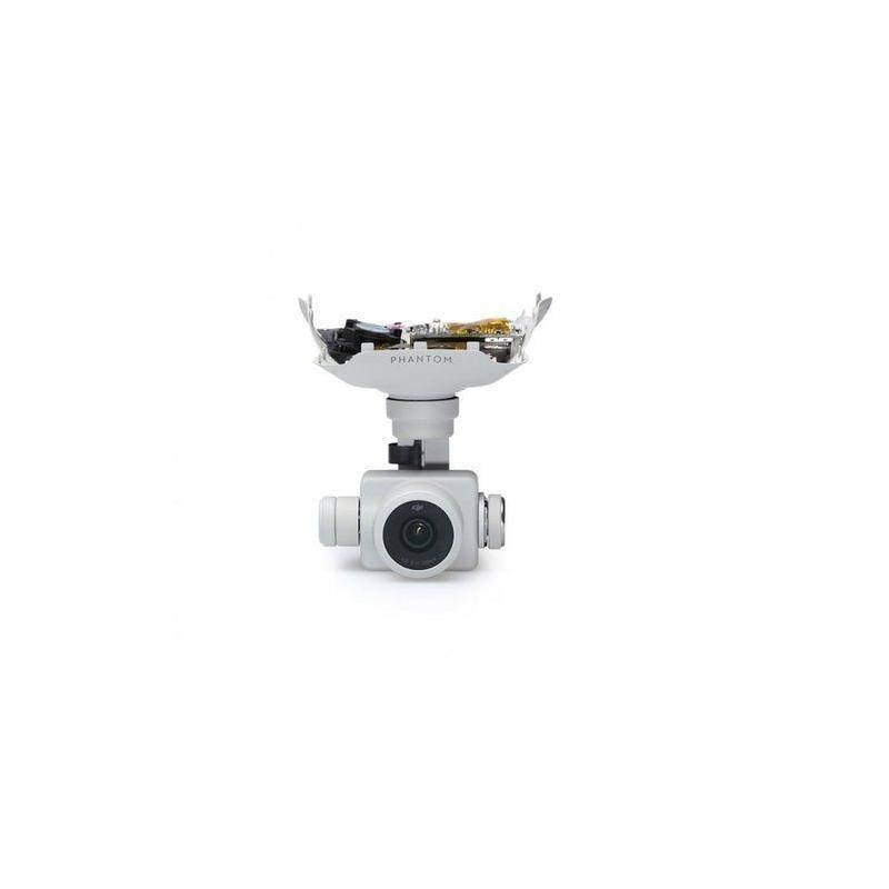 DJI Phantom 4 Pro - Gimbal + Kamera (Part63)