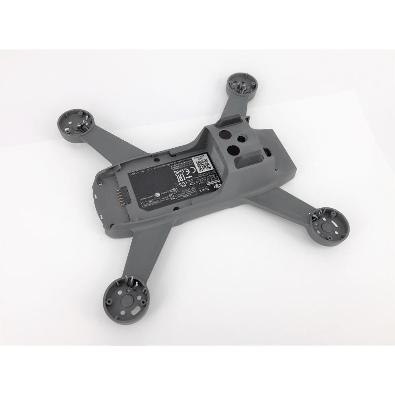 Original DJI Spark Body with cables - Frame -  Case - Repair Parts
