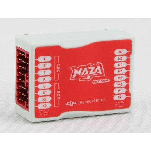 DJI NAZA M Multi Moltor Part 1 - P330