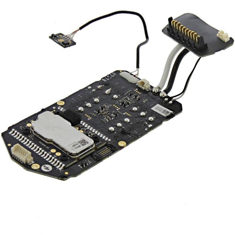 DJI Mavic Pro Platinum - ESC Module with Compass and Battery power board