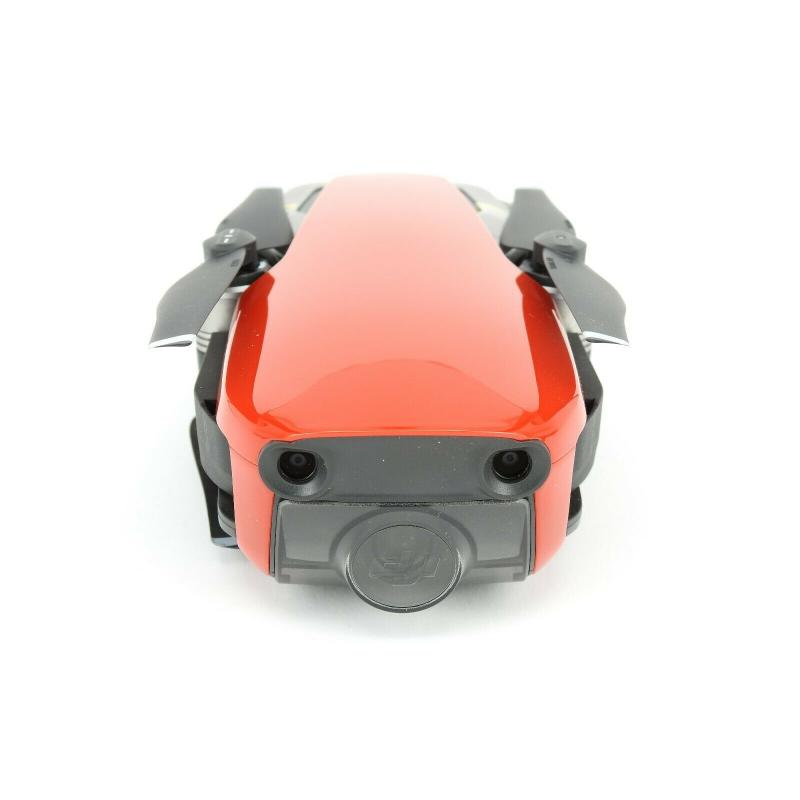 DJI Mavic Air - Replacement Drone without batteries / accessories - Red