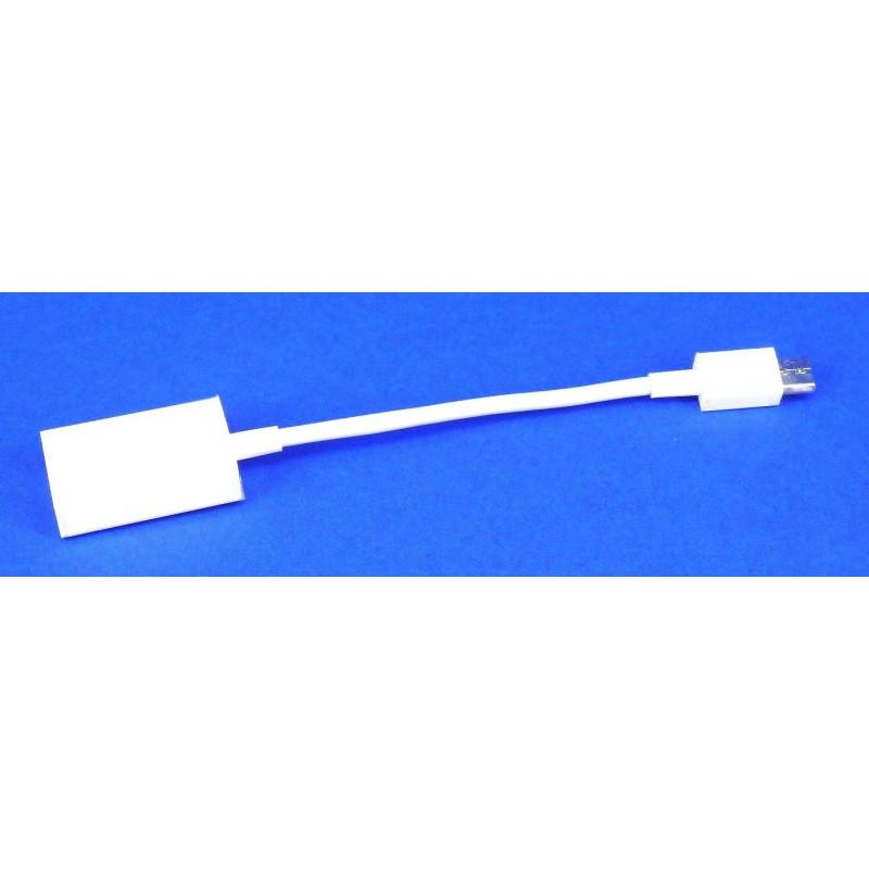 DJI Phantom 4 - Goggles MicroUSB OTG Kabel