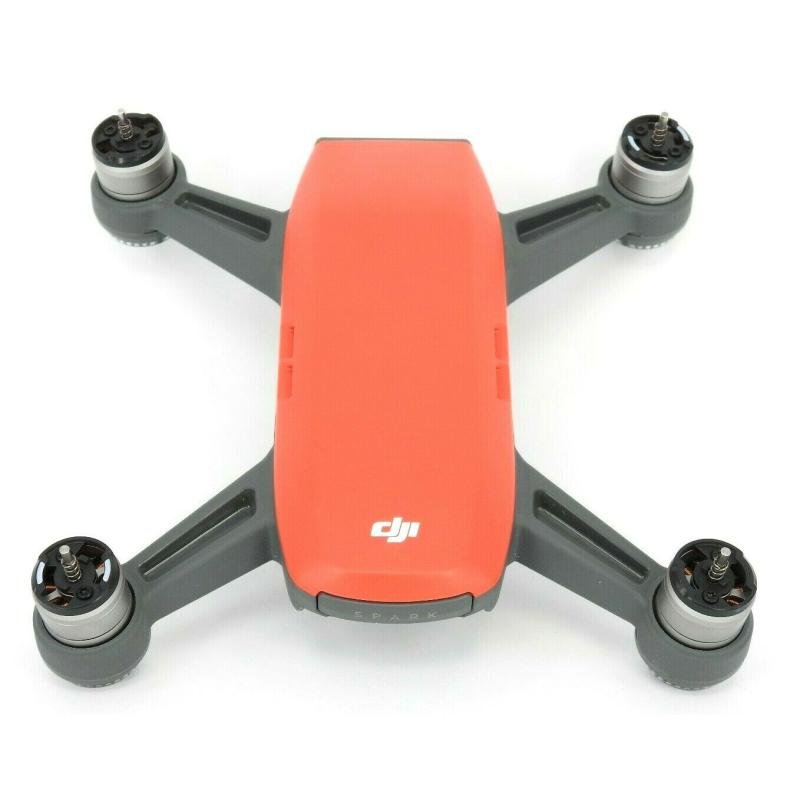 DJI Spark - Replacement Drone without Batteries / Accessories Red