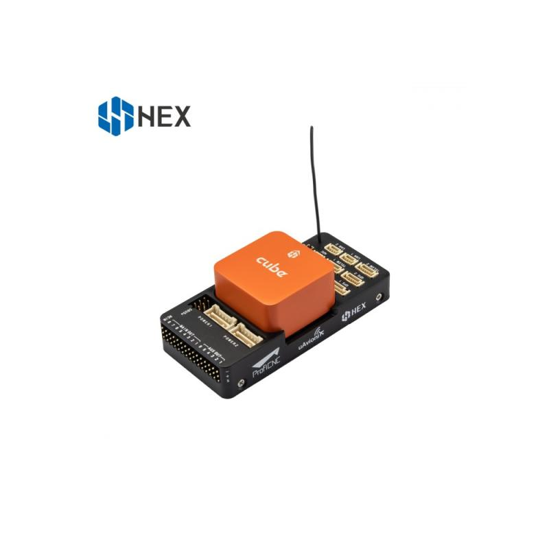 Hex/ProfiCNC - Cube Orange (Pixhawk 2.1) with ADS-B Carrier Board