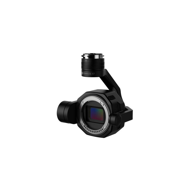 DJI Zenmuse X7 - lens excluded