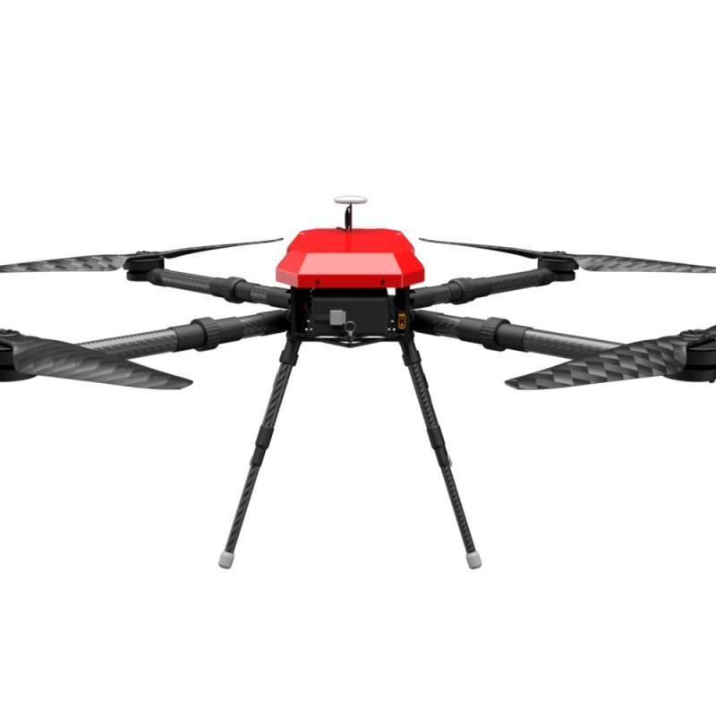 T-Drones - M1200 - Rahmen & Antriebssystem