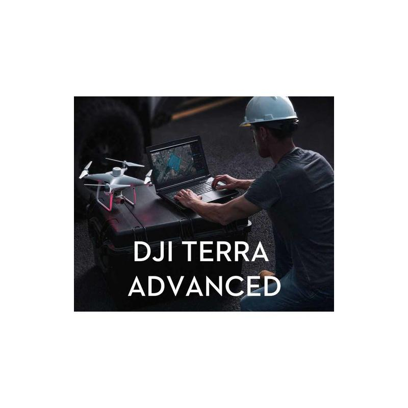 DJI Terra Advanced - Licence 1 Year Licence for 1 Year (3 Devices)