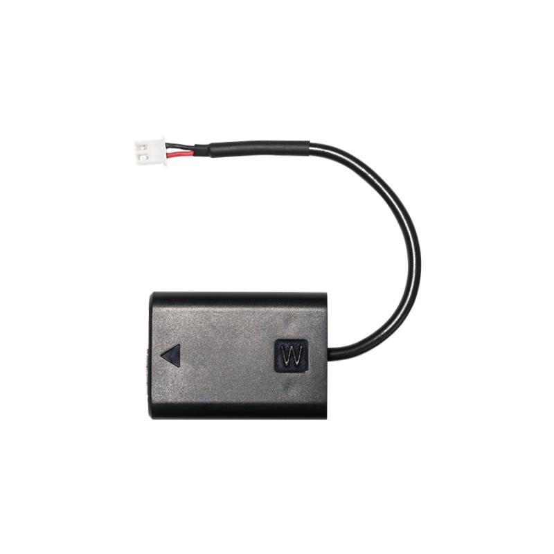 Gremsy T7 - Sony NP-FW50 Dummy Battery