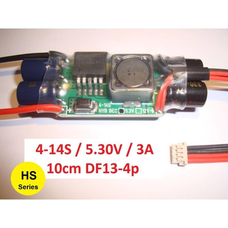 Mauch 084: 4-14S HYB-BEC / 5.30V DF-13-4P