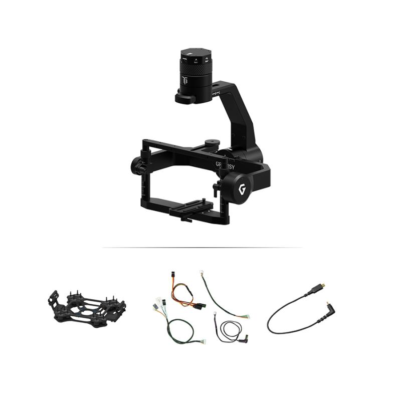Gremsy T3 V3 - Bundle for WIRIS Camera / Non M600