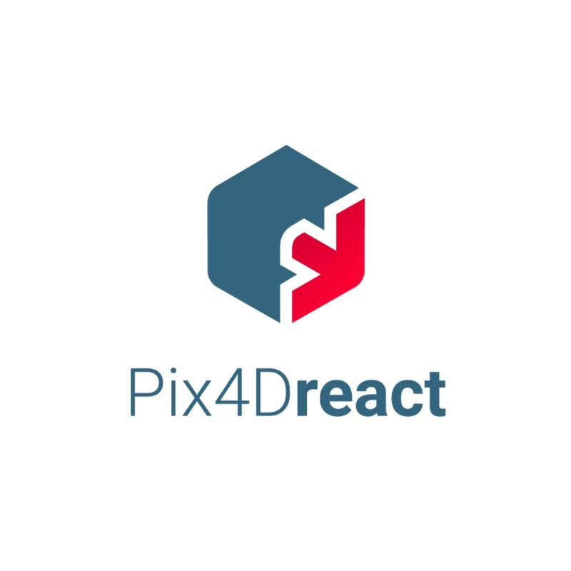 Pix4Dreact - Subscription (1 Year)