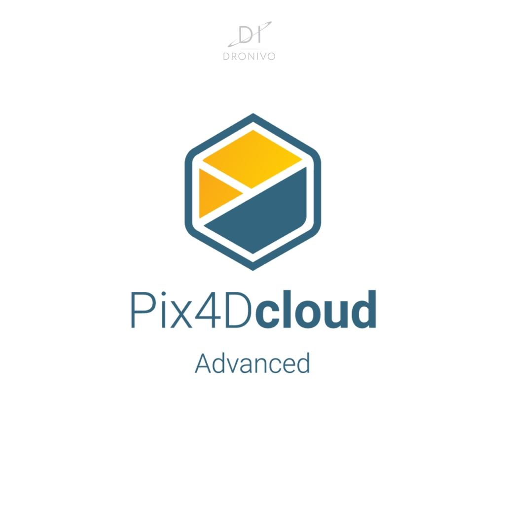 pix4dcloud advanced